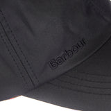 BLACK PRESTBURY WAX SPORTS CAP
