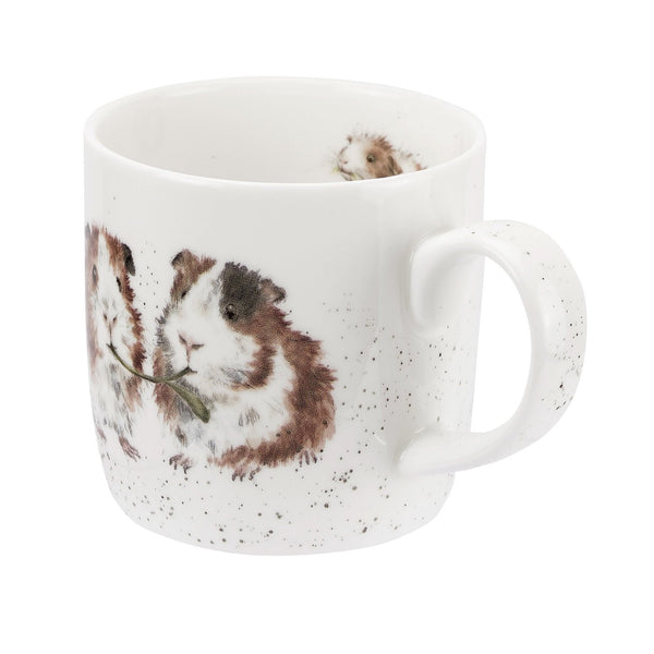 LETTUCE BE FRIENDS GUINEA PIG MUG