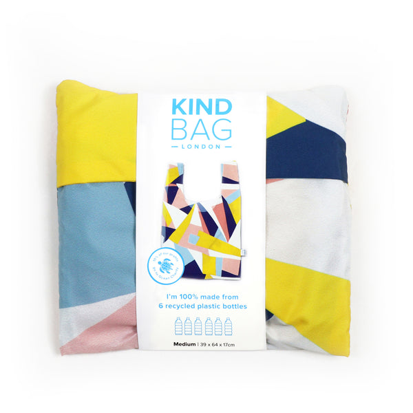 Kind Bag Mosiac Reusable Medium Bag