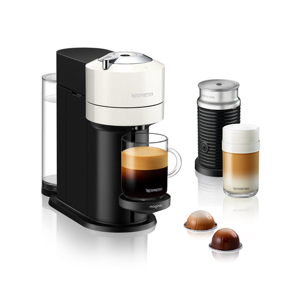Nespresso Magimix Vertuo Next Coffee Machine & Milk Frother