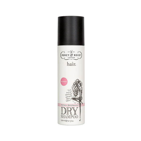 NO FUSS FABULOUSNESS DRY SHAMPOO 200ml