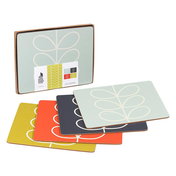 PLACEMATS, SET OF 4