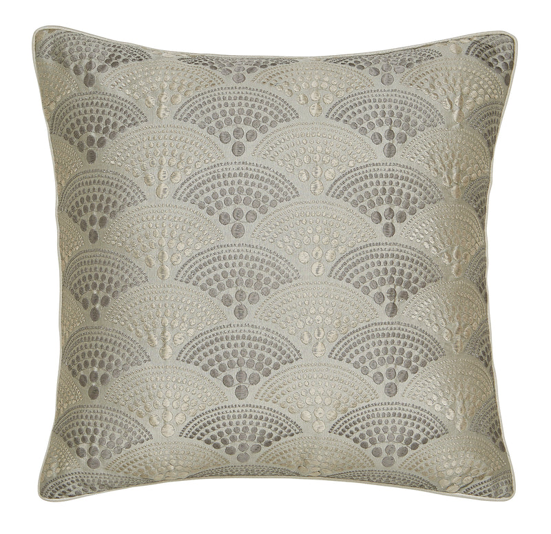 Peacock Blue Hotel Sanremo Cushion