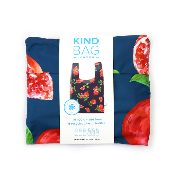 Kind Bag Pomegranate Reusable Medium Bag