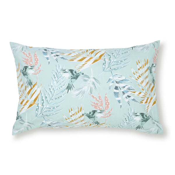 PARADISE PARROT PILLOWCASE PAIR