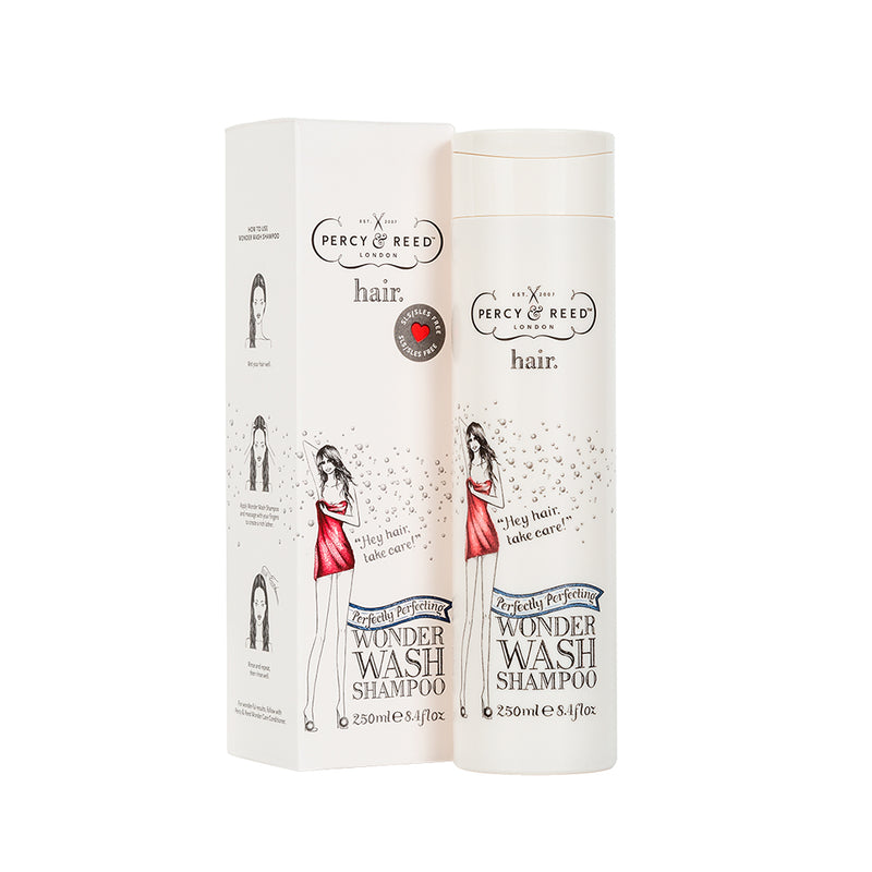 Percy And Reed Perfectly Perfecting Wonder Wash Shampoo 250ml