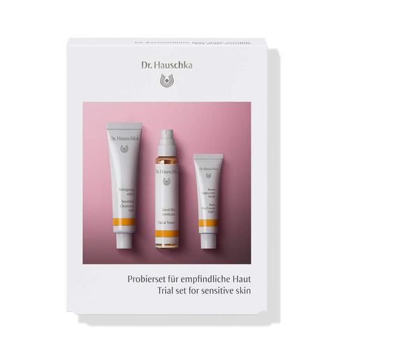 Dr Hauschka Trial Set For Sensitive Skin