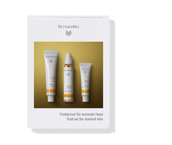Dr Hauschka Trial Set For Normal Skin