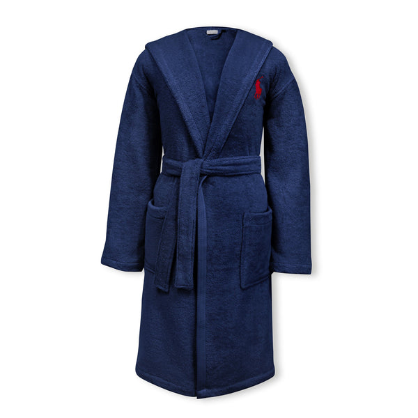 Ralph Lauren Player Marine Robe