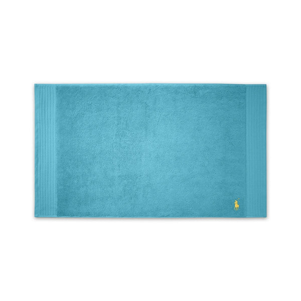 Ralph Lauren Player Turquoise Towel