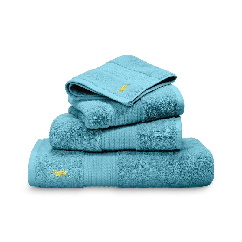 PLAYER TURQUOISE TOWEL