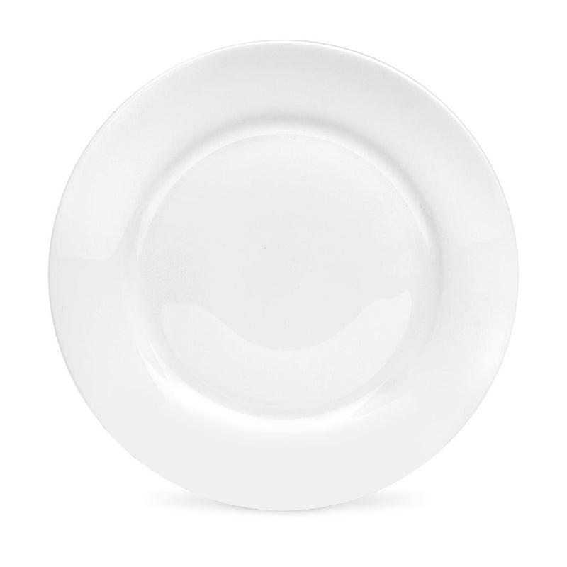 SERENDIPITY WHITE SIDE PLATE 20CM