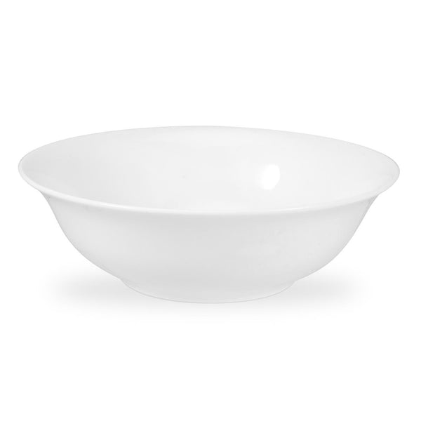 SERENDIPITY WHITE CEREAL BOWL
