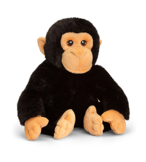 Keel Eco Chimp Soft Toy 18cm