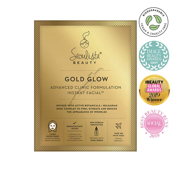 GOLDEN GLOW INSTANT FACIAL