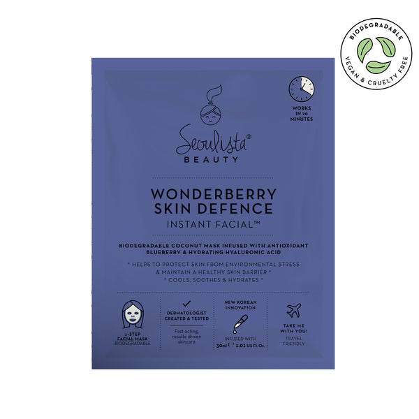 WONDERBERRY SKIN DEFENCE INSTANT FACIAL