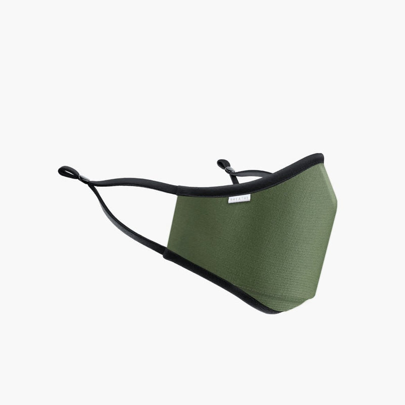 KHAKI ADULT FACE MASK