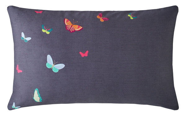 GREEN BIRDS CUSHION