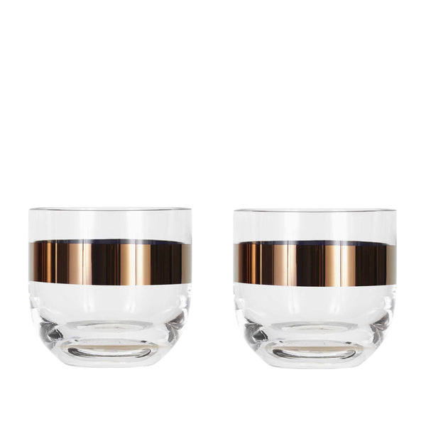 TANK WHISKY GLASSES