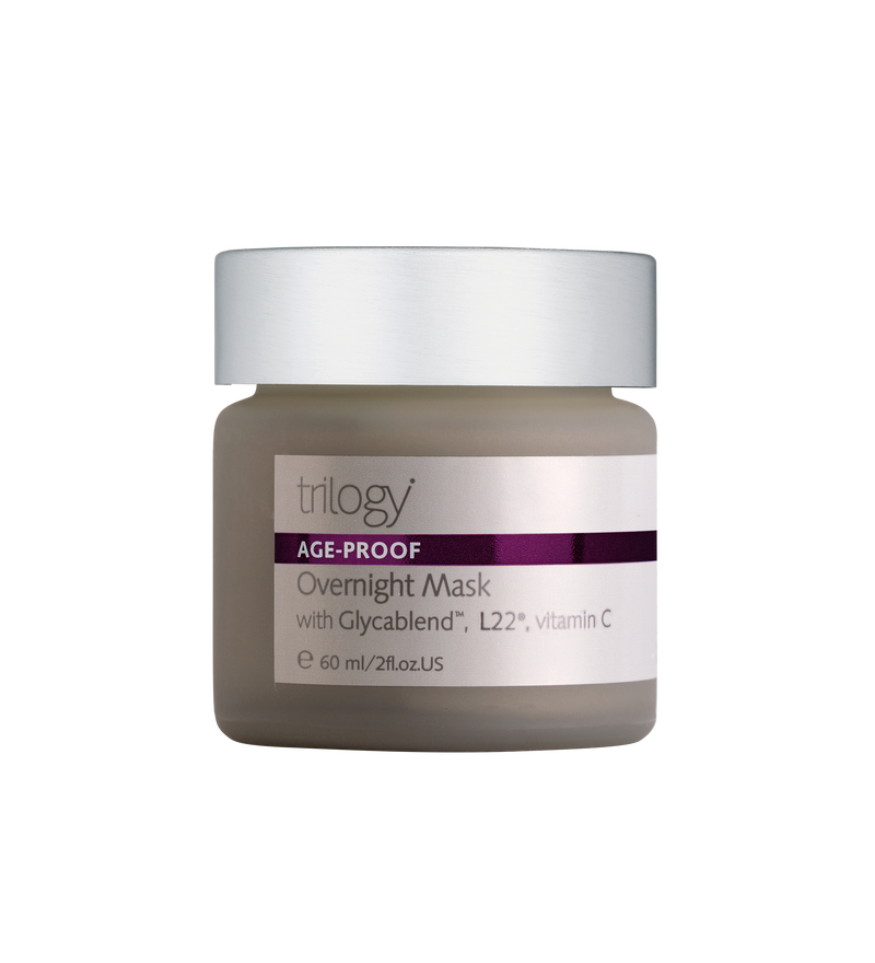 Trilogy Replenishing Night Cream Jar 60ml