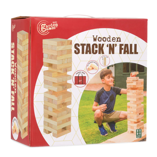 Toyrific Stack 'N' Fall Game