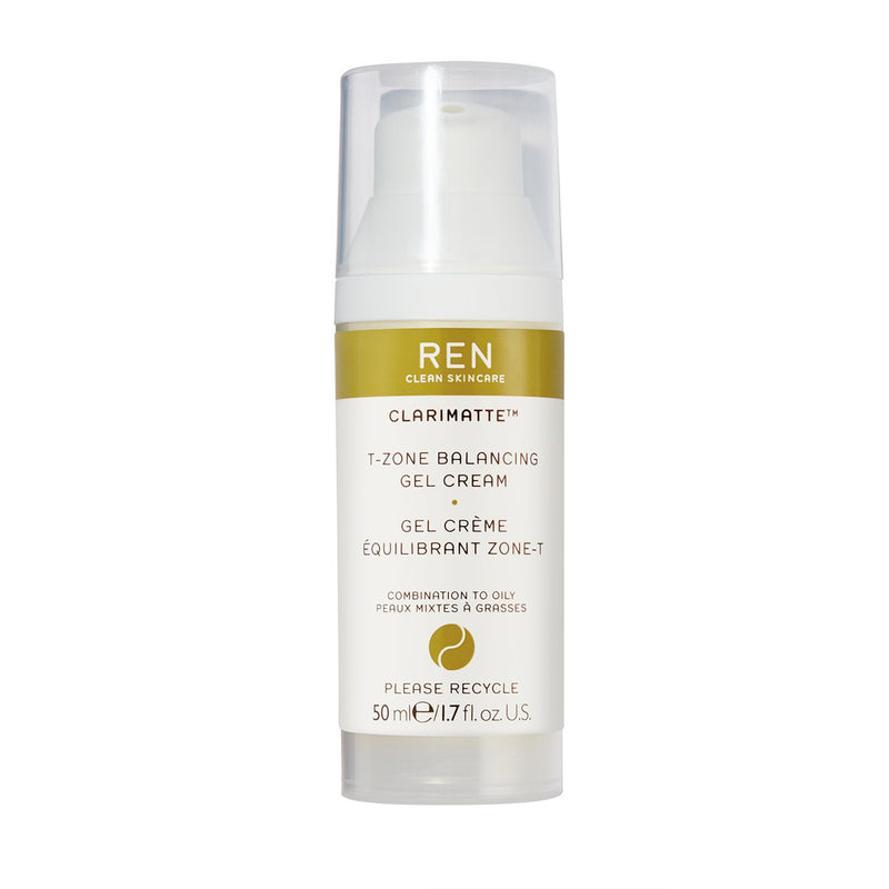 Ren Clarimatte T Zone Balancing Gel Cream 50ml