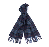 MOONS ROBINSON CHECK SCARF