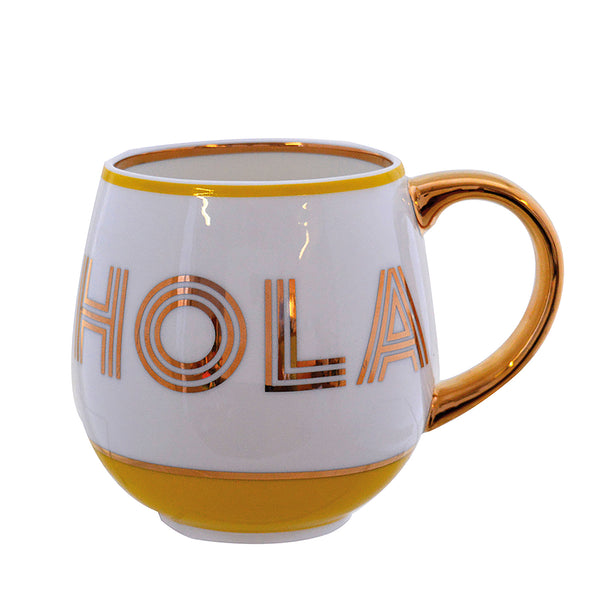 HOLA SMALL TALK MUG