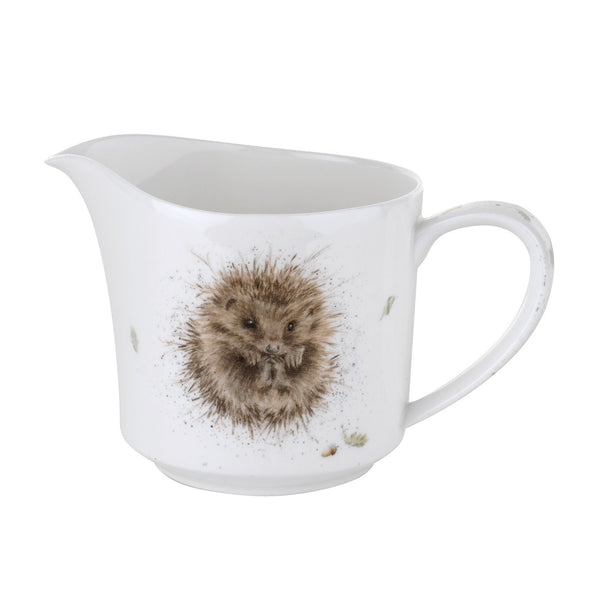CREAM JUG HEDGEHOG