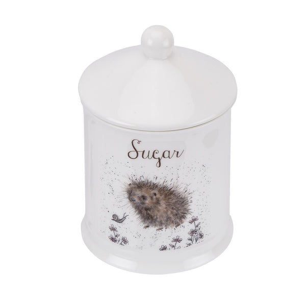 HEDGEHOG SUGAR CANISTER