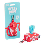 Wild & Woofy Messy Up Poop Bags Holder