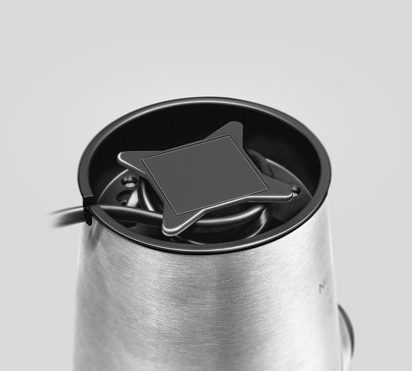 STAINLESS STEEL MINI GRINDER