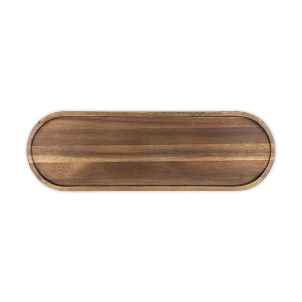 SIGNATURE LONG ACACIA SERVING BOARD