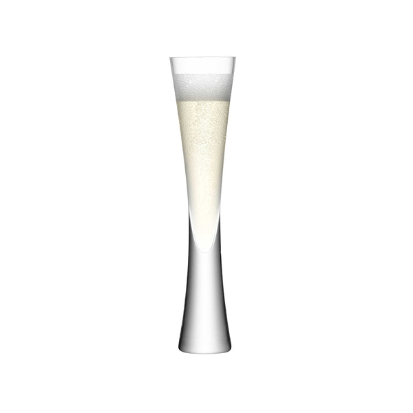 MOYA CHAMPAGNE FLUTES SET OF 2
