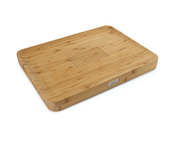 Cut&Carve Bamboo Chopping Board