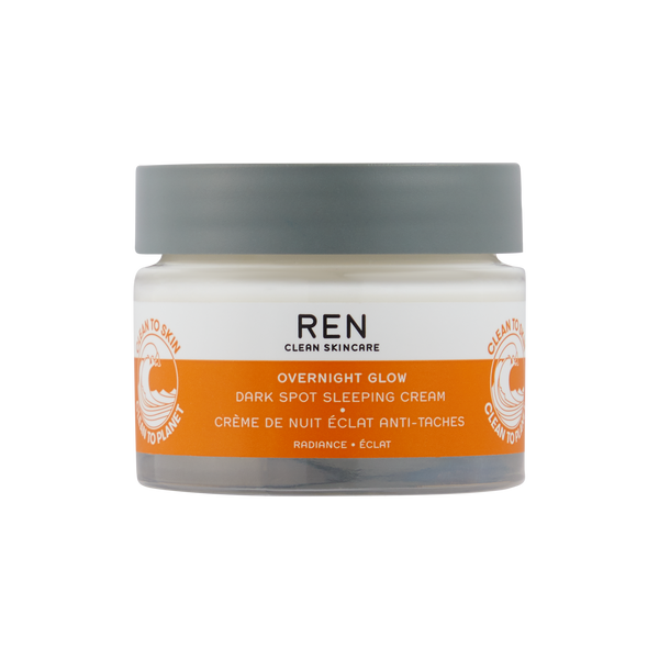 Ren Overnight Glow Dark Spot Sleeping Cream 50ml