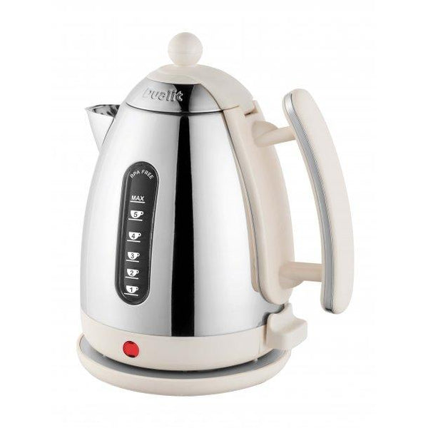 Dualit Cordless Jug Kettle Canvas White