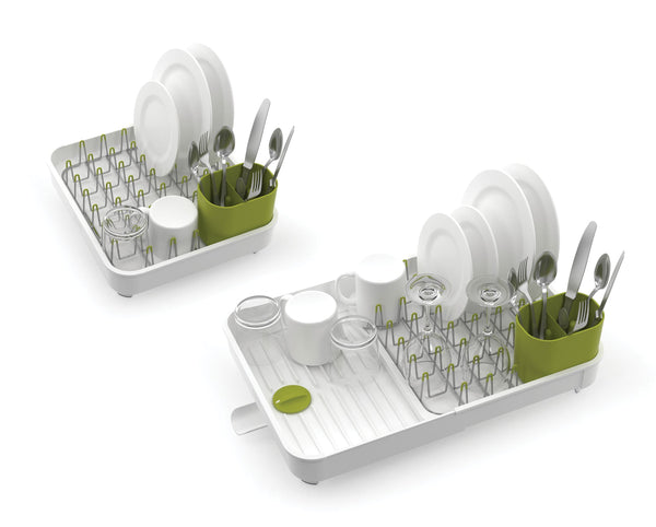 EXTENDABLE DISH RACK