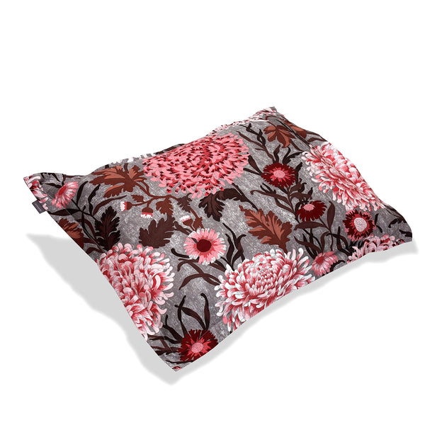 DAHLIA FLOWER STANDARD PILLOWCASE