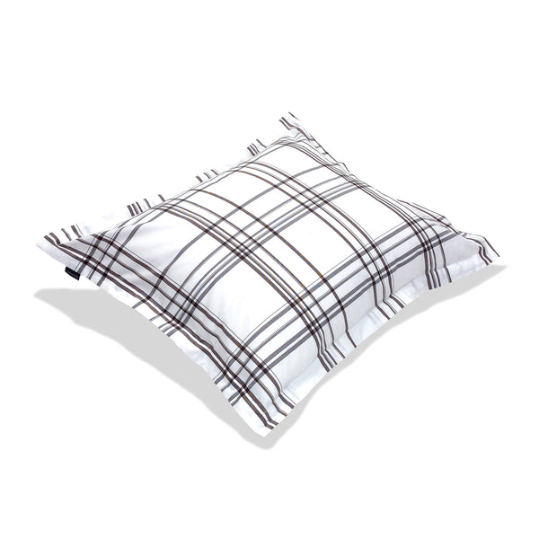 GANT SLEEK CHECK PILLOWCASE