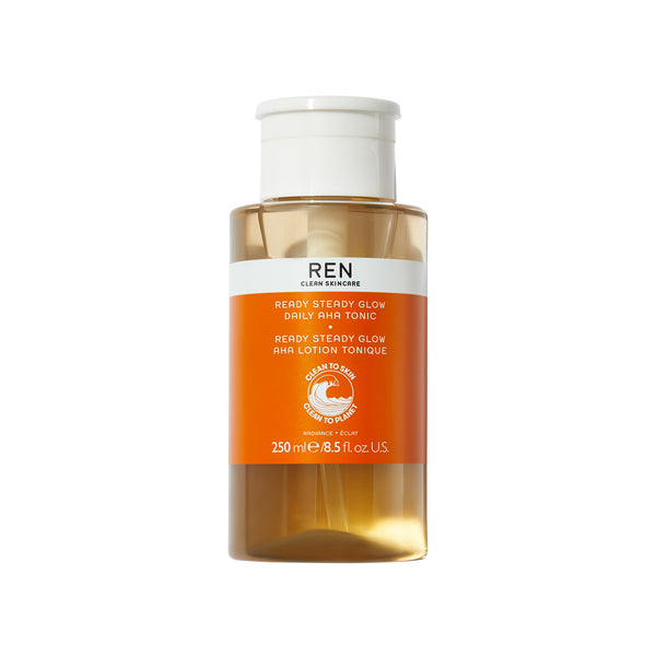 READY STEADY GLOW DAILY AHA TONIC 250ML