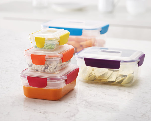 NEST LOCK 5 PIECE CONTAINER SET