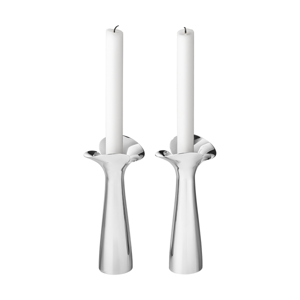 BLOOM BOTANICA CANDLEHOLDER, SET OF 2