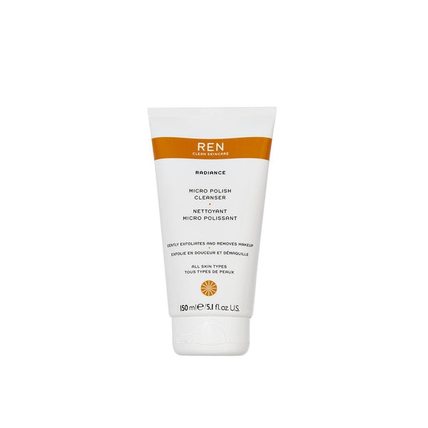 RADIANCE MICRO POLISH CLEANSER 150ML