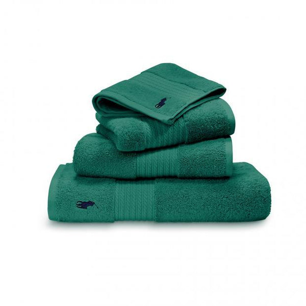 Ralph Lauren Player Evergreen Towel