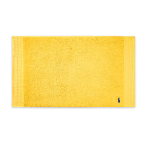 Ralph Lauren Player Yellow Towel