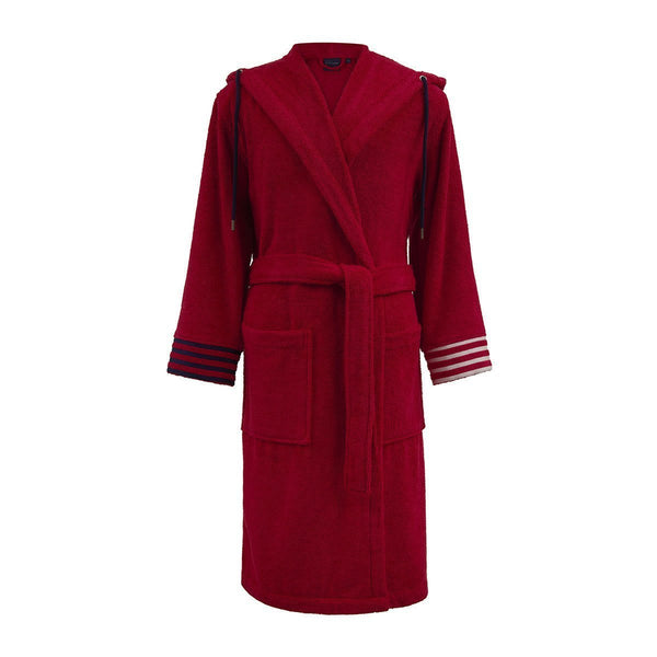 Ralph Lauren Travis Red Rose Robe
