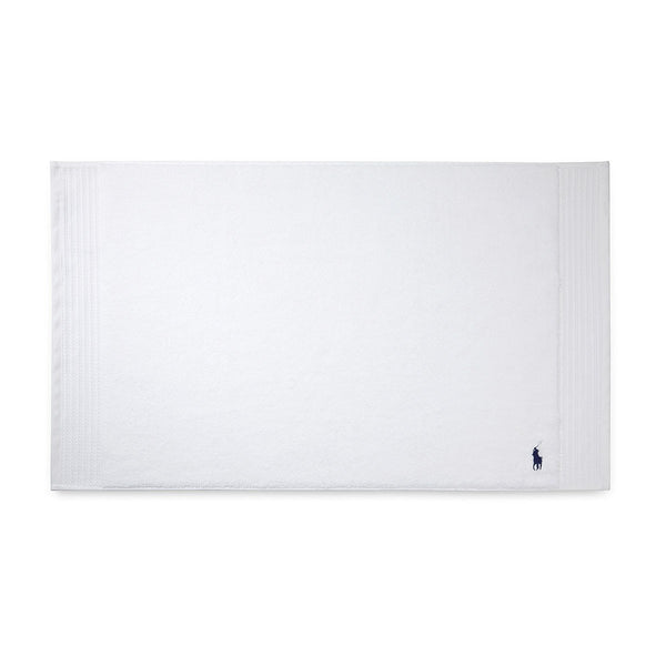 Ralph Lauren Player White Towel