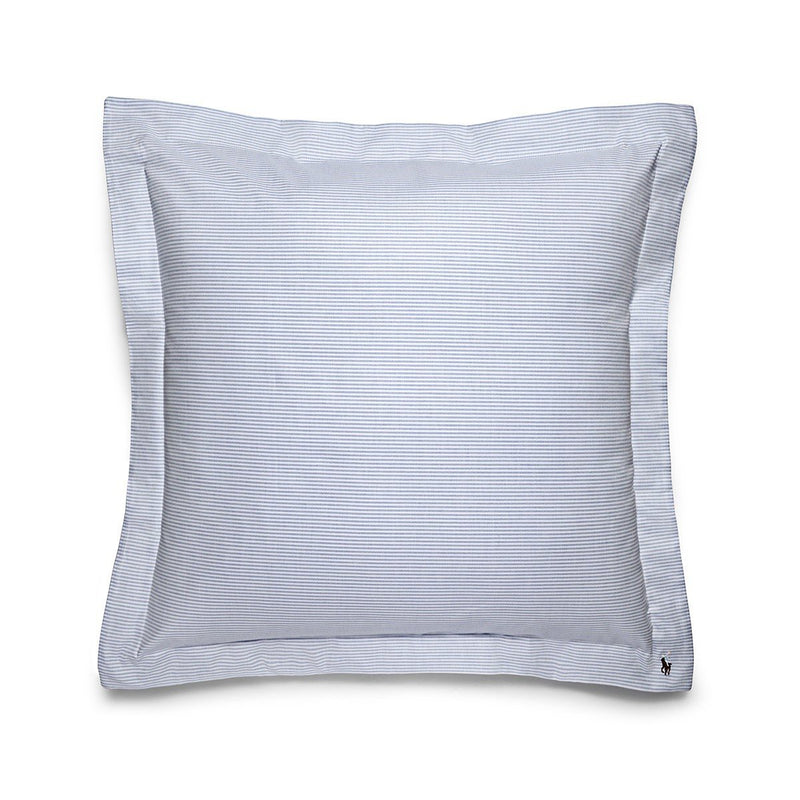 OXFORD BLUE SHAM PILLOWCASE