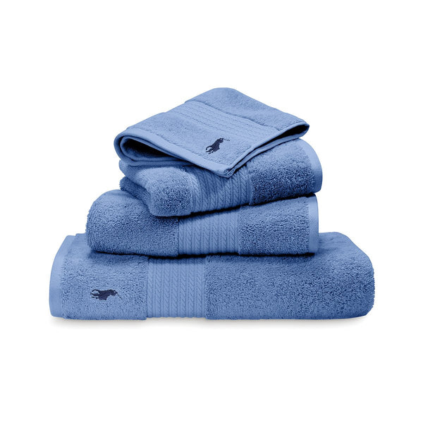 Ralph Lauren Player River Blue Towel